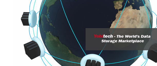 Yobitech - Your Data Storage Marketplace